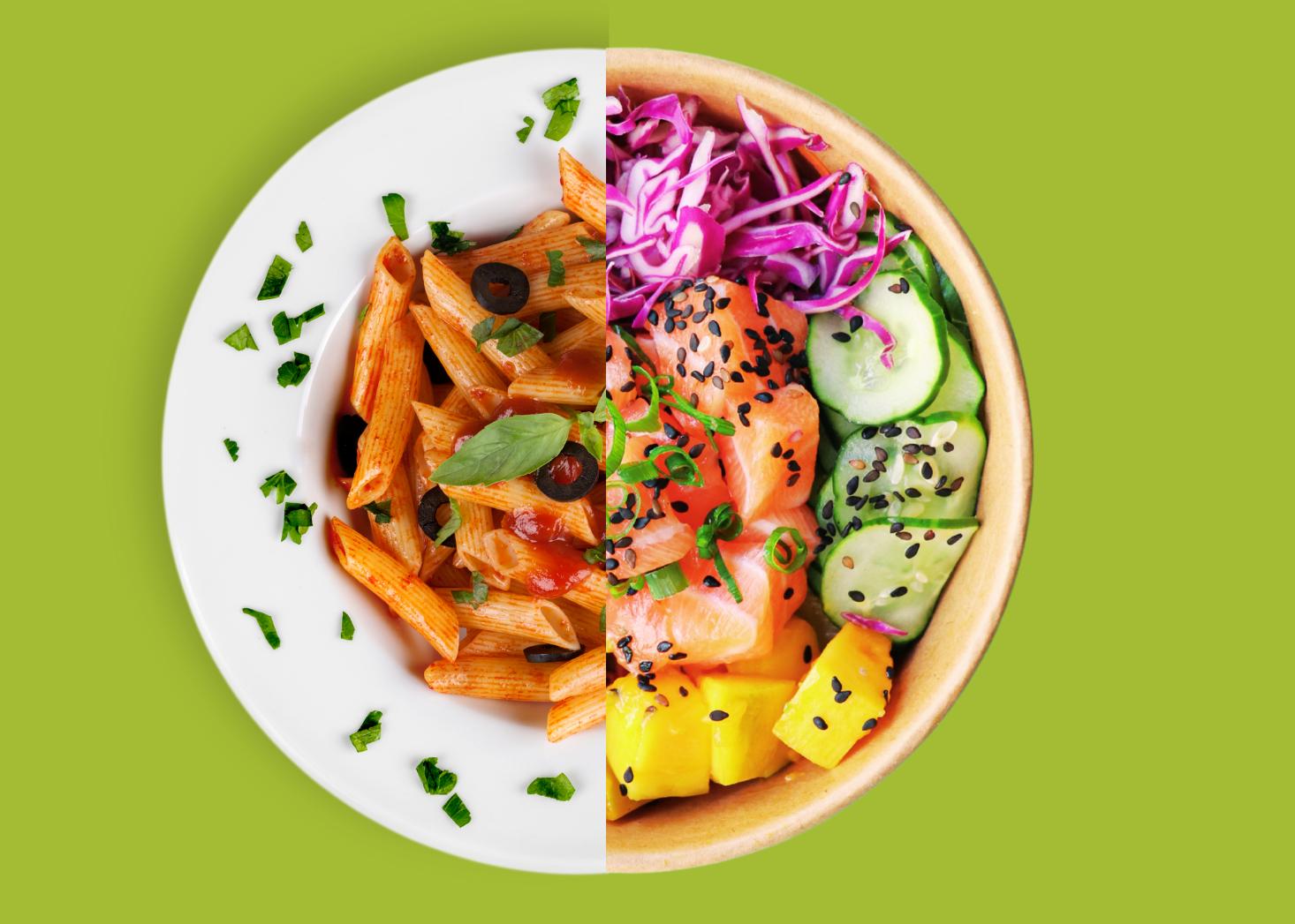 healthy food - food boxing - Ghost Kitchen Italia